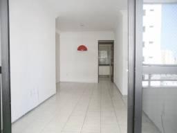 Apto projetado c/ 02 quartos em Tambaú