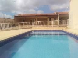 Alugo casa em cond fechado no aracagy por r$ 1200 cond incluso