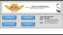 Felix Engenharia Serviços elétricos de alta e baixa tensão e projetos elétricos em geral