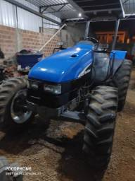Trator New Holland TL70 4x4 2007 77-