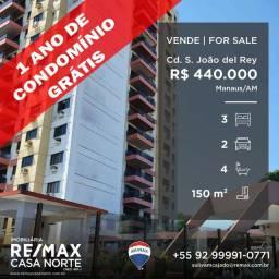 Precisando de espaço, que tal um apartamento com 150m2 ??