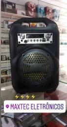 Caixa amplificada Bs12 multimedia speaker