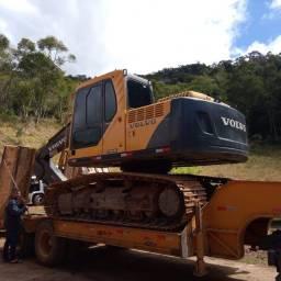 Nando escavadeira volvo 14 toneladas