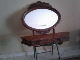 Espelho com reparador