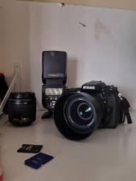 Nikom D7100 + flash YN565 + 50mm 1.8G + 18-55