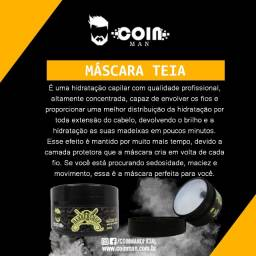 Máscara Teia - Hidratação Profissional Coin Man - 300g