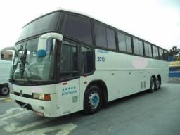 Ônibus Rodoviário - Volvo B10M - Marcopolo Paradisio -com ar condicionado