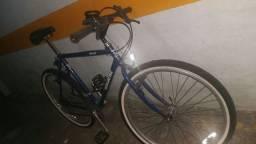 Bike Biscayne Trident anos 90 RET na av Paulista