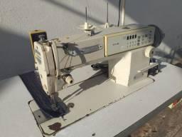 Máquina de costura industrial reta eletrônica Unicorn