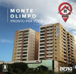 Cond. Monte Olimpo com 4 qtos 163 m² vista mar