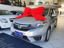 Honda Fit LX 1.5 FlexOne 2015 Completo, Air Bag Duplo, Freios ABS, Placa A, Periciado