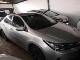 Corolla xei AUT ano 2018 com 18 mil km Ribeirão preto SP