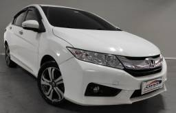 Honda City nj 1.5 aut 2015 incríveis 80 km! chama no zap! *