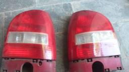 Lanterna traseira Gol g3 original - o par