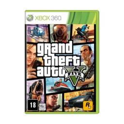 Jogo Grand Theft Auto V - Xbox 360 - Lacrado