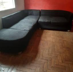 Título do anúncio: Sofa de canto usado