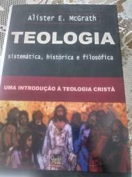 Título do anúncio: Livro de teologia
