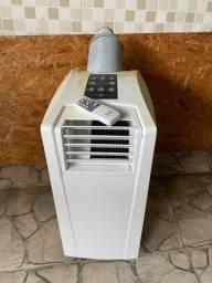 Título do anúncio: Ar condicionado Elgin portatil 9000btu