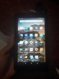 Tablet hd fire 7, 150R$