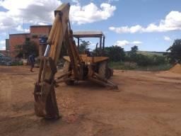 Retroescavadeira Case 580h (retro escavadeira)