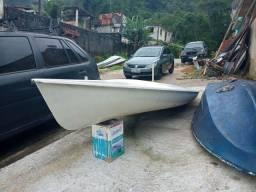Título do anúncio: Barco Branco Veleiro
