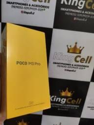 Poco M3 Pro 5G - 6/128GB -Power Black (Lançamento Mundial Xiaomi)