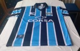 Raridade - Camisa Futebol Original - Grêmio Foot-Ball Porto Alegrense - 1998