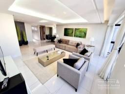 Apartamento com 145m² - 3 quartos sendo 2 suítes - Projetados e todo mobiliado no Jardim O