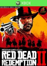 RED DEAD REDEMPTION 2 (Xbox One Mídia digital)