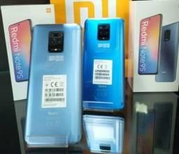 Note 9S Cinza/Azul 6+128Gb