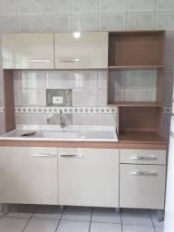 Cozinha Compacta Decibal, 5 Portas, 1 Gavetas -