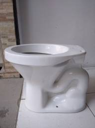 Vaso sanitário branco