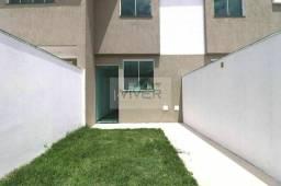 Título do anúncio: Casa Geminada Duplex 2 Quartos Com Entrada Independente - Bairro Europa - Belo Horizonte