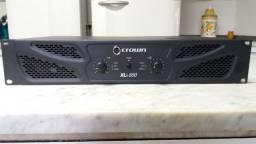 Amplificador De Potência Crown Xli800 Semi-novo Aproveite!!! R$ 2.300,00