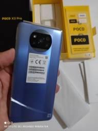 Título do anúncio: Xiaomi Poco X3 Pro, 128; gigas, 6 GB de RAM,whats *