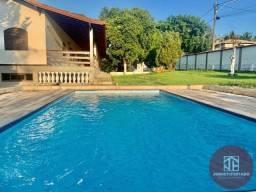 Título do anúncio: JF 5000 Casa com 600m², 5 quartos, piscina e amplo área gourmet, aceita financiamento!