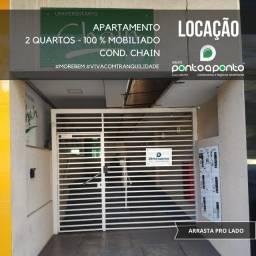 Título do anúncio: LOCAÇÃO   Apartamento, com 2 quartos em ZONA 07, MARINGÁ