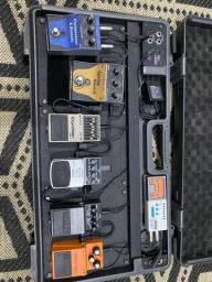 Setup de pedal completo