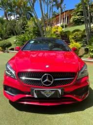 Título do anúncio: Mercedes Benz CLA 250 Sport 4Matic 2.0 2017 Baixa KM