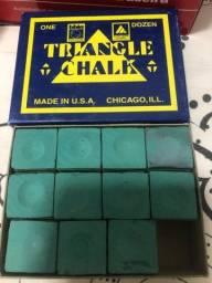 Giz de Triangle Verdade + 2 Bolas Branca