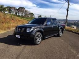 Frontier LE CD 4x4 2.5 TB Diesel Aut 2013