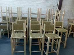 Título do anúncio: Banquetas e cadeiras !!!!!!!!