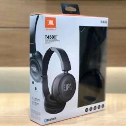 Fone de Ouvido Bluetooth JBL T450BT Headset