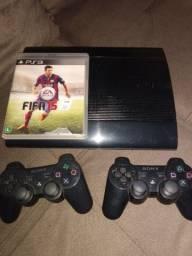 Playstation 3  ( Troco por bike)