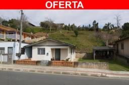 CASA ALVENARIA - AMPLO TERRENO - 900,00m² - SÃO RAFAEL - RIO NEGRINHO