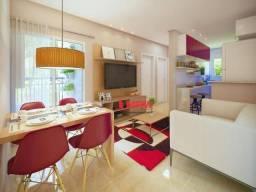 Apartamento Garden com 2 dormitórios à venda, 87 m² por R$ 215.000,00 - Edifício Belíssimu