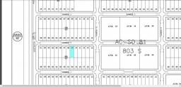 Terreno à venda, 682 m² por R$ 100.000,00 - Plano Diretor Sul - Palmas/TO