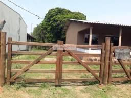 Casa para Venda em Aquidauana, Piraputanga, 2 dormitórios, 1 banheiro, 10 vagas