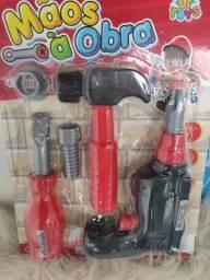 Kit para crianças mãos de obra