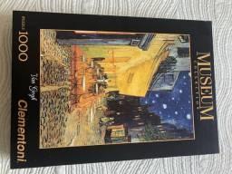 Título do anúncio: Quebra cabeça 1000 peças, Van Gogh